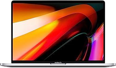 New Apple MacBook Pro (16-Inch, 16GB RAM, 512GB Storage, 2.6GHz Intel Core i7) - Silver (Renewed)