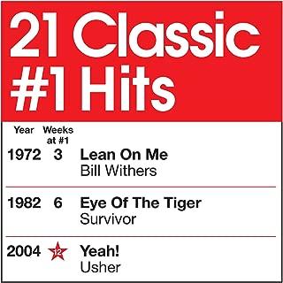 21 Classic #1 Hits