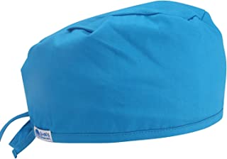 GUOER Women's and Men's Scrub Cap Scrub Hat One Size Multiple Color