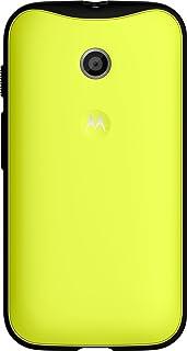 a9ed63df9fc Motorola MOCAR009 - Carcasa con Bumper para Moto E, lima