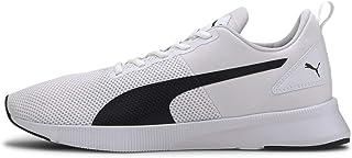 PUMA FLYER RUNNER Puma White-Puma Black Spor Ayakkabılar Erkek