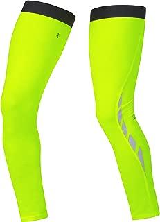 Gore Bike Wear Men's Visibility Thermo Leg Warmers