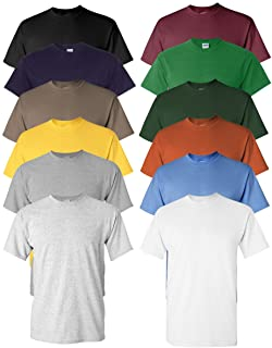Gildan Men's Heavy Cotton T-Shirt (12 Pack)