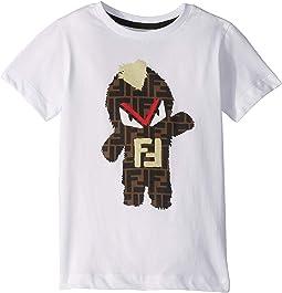 7a64dba8806 Monster Logo Graphic Tee (Toddler Little Kids)
