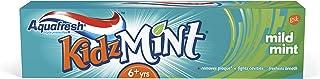 Aquafresh Kids Toothpaste with Fluoride, Plaque Remover, Fresh Breath, Fights Cavities, Mild Mint, 90 mL
