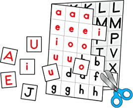 alphabet letter cards for word wall