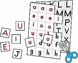 Carson Dellosa Four Blocks Individual Making Words Letters Manipulative (2032)