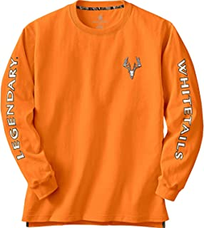 Legendary Whitetails Men's Non-Typical Long Sleeve T-Shirt Long Sleeve