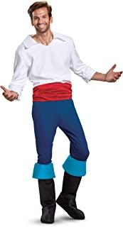 Disguise Prince Eric Deluxe Mens Costume