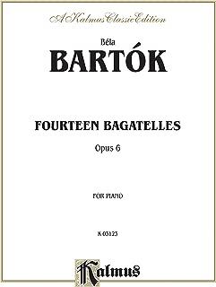 bartok fourteen bagatelles