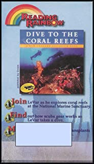 Dive to the Coral Reefs: A New England Aquarium Book Video [Reading Rainbow: Elementary Level] VHS VIDEO
