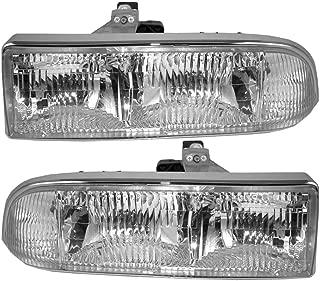 Best 2002 chevy blazer headlight assembly Reviews