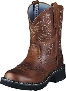 ARIAT Women's Fatbaby Collection Western Cowboy Boot