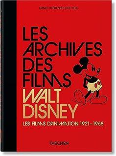 Les Archives Des Films Walt Disney. Les Films d'Animation. 40th Anniversary Edition