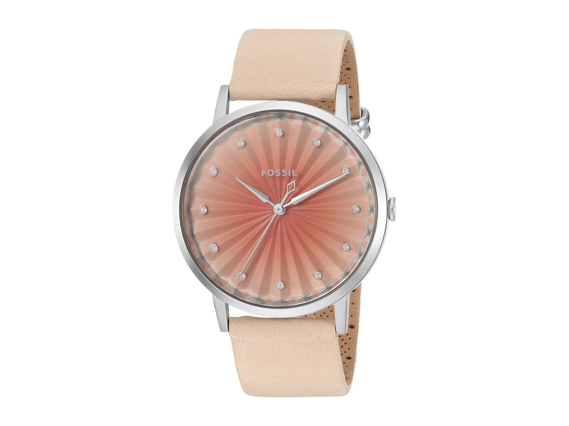 Reloj para Mujer Fossil ES4213  + Fossil en VeoyCompro.net