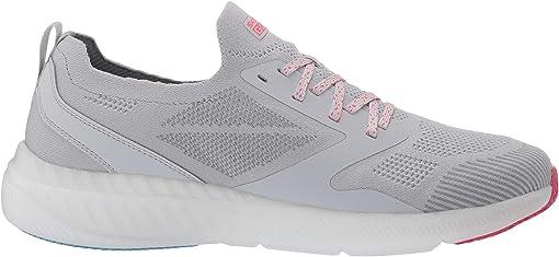 Gray/Hot Pink