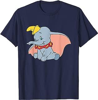 Classic Dumbo Circus Elephant T-Shirt