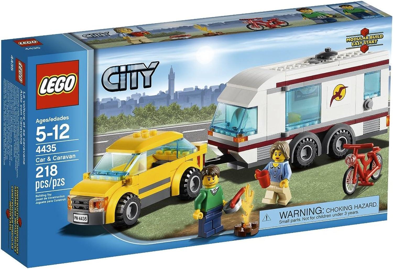 Felices compras LEGO City 4435 4435 4435 - Vacaciones en Cocheavana  Nuevos productos de artículos novedosos.
