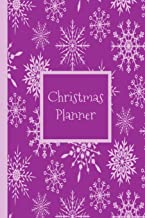 Christmas Planner: Christmas Shopping List Notebook -  Online Orders Tracker  Journal - Holiday Menu Planner -  Guest RSVP List - Elf Ideas Diary To Write In