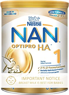 Nestlé NAN OPTIPRO Stage 1 H.A. Infant Milk Formula, 0-6 months, 800g