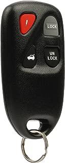 Car Key Fob Keyless Entry Remote fits Mazda 6 2003 2004 2005 (KPU41805, 41805, 4238A-12076)