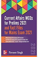 Current Affairs MCQs for Prelims 2021 and Fact Files for Main Exam 2021 | Third Edition Kindle Edition
