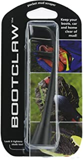 Bootclaw - The Pocket Mud Scraper That Can Also Tighten Studs! Ideal for Football/Soccer/Rugby Cleats, Golf Shoes, Baseball Spikes, and Hiking Boots