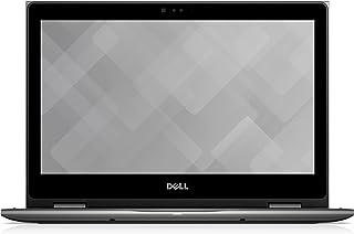 Dell Inspiron 5379 2-in-1 Laptop -Intel Core i7-8550U, 13.3-Inch FHD Touch, 256GB, 8GB, Eng-Arb-KB, Windows 10, GREY