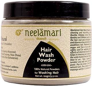 Neelamari Hair Wash Powder 100g