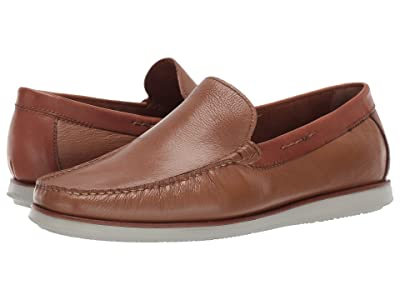 Kenneth Cole New York Cyrus Slip-On B (Cognac) Men