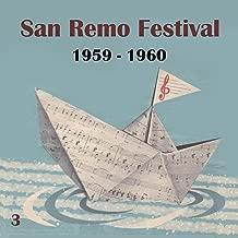 The Italian Song / San Remo Festival, Volume 3 (1959 - 1960)