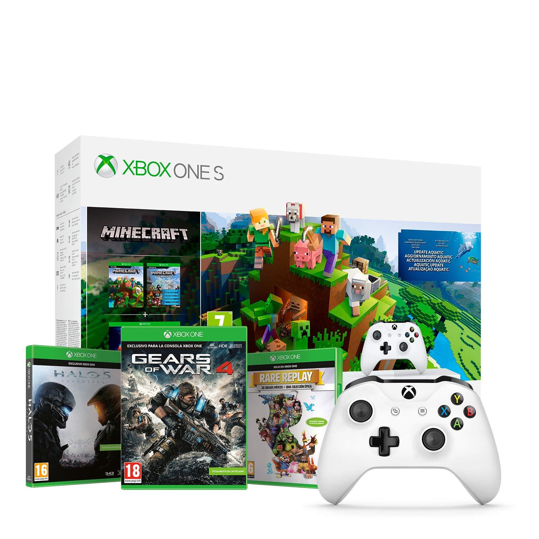 Consola S De 1 TB + Minecraft Complete Collection + Microsoft ...