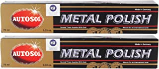 Autosol Metal Polish Chrome Shine Chrome Polish 75 ml