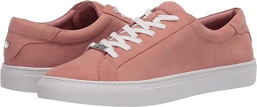 Pink Waxy Nubuck