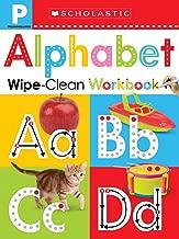 Wipe-Clean Workbook: Pre-K Alphabet (Scholastic Early Learners)