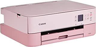 Canon TS5370 PIXMA Inkjet Printer,Pink