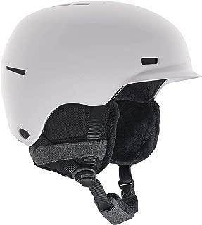 Anon Women's Raven Durable Ski/Snowboard Helmet with Brim