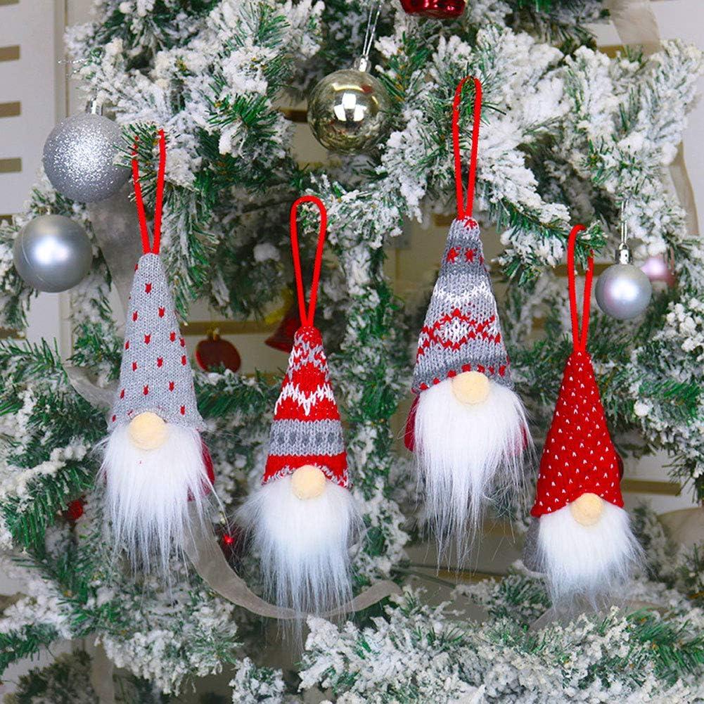 HLOMVE Christmas Gnome Ornaments Nordic Tomte Swedish trust Bargain sale Gnom Xmas