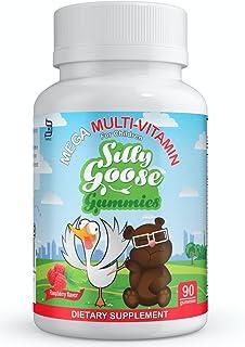MEGA Multivitamin for Children - Kosher, Healthy, Complete Gummy Vitamins for Kids - 23 Essential Vitamins & Minerals - No...