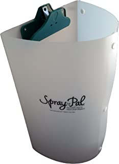 Spray Pal - Original Cloth Diaper Sprayer Splatter Shield - Pre-Rinse Messy Laundry with Diaper Sprayer or Hand Held Bidet - Prevent Mess and Germs The Easy Way