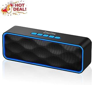 bd3660254bb ZoeeTree S1 - Altavoz Inalambrica Bluetooth, Estereo, al aire libre, con HD  Audio