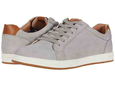 Steve Madden Blitto Sneaker (Grey Nubuck) Men
