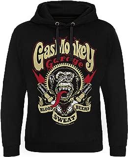 Gas Monkey Garage Sweat à Capuche Motif Bougies d'allumage