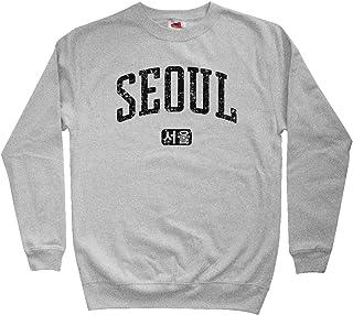 Smash Transit Men's Seoul Korea Sweatshirt