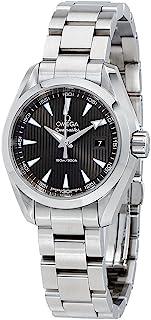 Seamaster Aqua Terra Teak Grey Dial Stainless Steel Watch 23110306006001