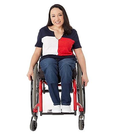 Tommy Hilfiger Adaptive Flag T-Shirt