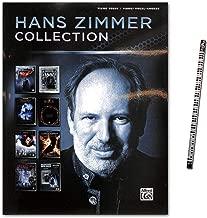 Hans Zimmer Collection Piano Solos 9781470615277 - Libro de canciones para piano, guitarra y canto