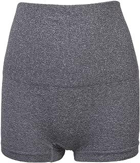 LastFor1 Women's Shapewear Boyshort Hi-Waist Seamless Warm Breathable Tummy Control Shaper Panties