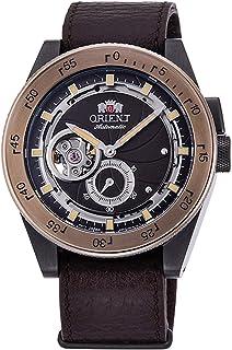 Orient - Reloj Analógico para Hombre de Automático con Correa en Cuero RA-AR0203Y10B