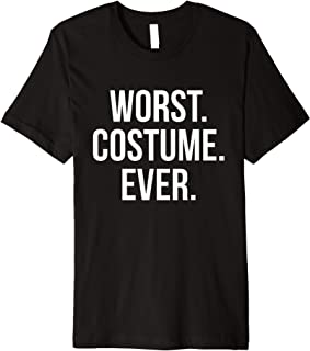 Funny Worst Costume Ever, Halloween, Halloween Worst Costume Premium T-Shirt
